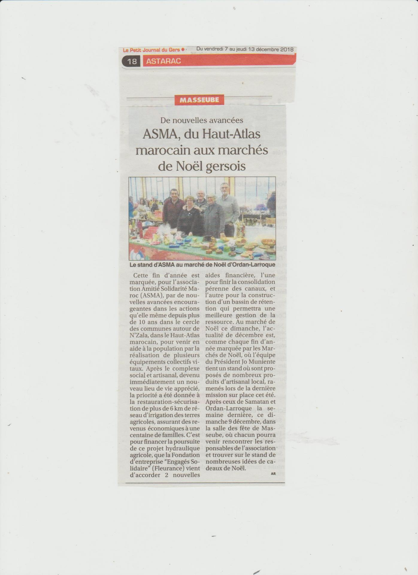 Asma article le petit journal 07 12 18 jpeg